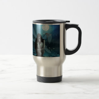 Lost and Broken Fairy Travel Mug