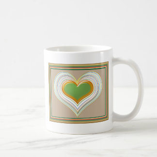 LOST and FOUND : Dancing Hearts Coffee Mugs