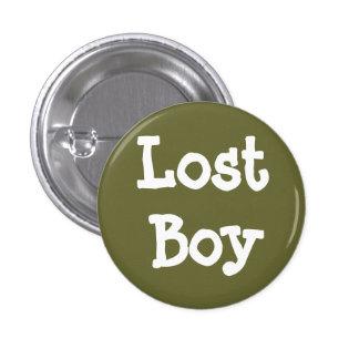 Lost Boy 1 Inch Round Button