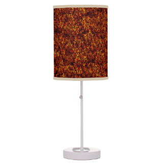 Lost Brownish Red Decorative Lamp Shades