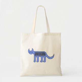Lost cat tote bag