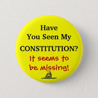 Lost Constitution 2 Inch Round Button