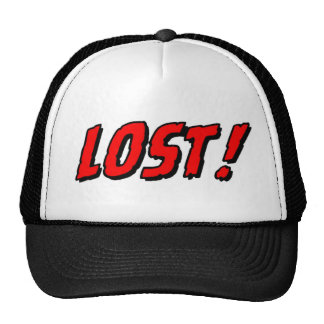 LOST! Hat