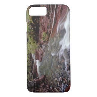 Lost Horse Creek in Waterton Lakes National Park iPhone 7 Case