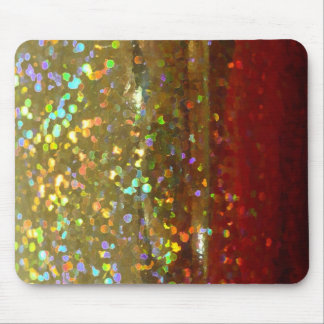 Lost In Gold Mouse Pad