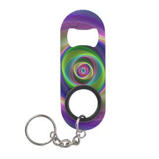 Lost in Infinity Keychain Bottle Opener
