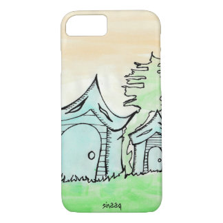 Lost in Okinawa iPhone 7 Case
