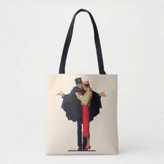 Lost in Paris Tote Bag