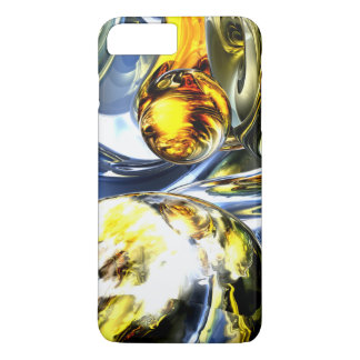 Lost in Space Abstract iPhone 7 Plus Case