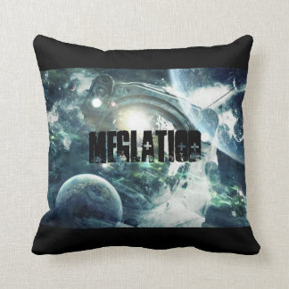 Lost In Space Throw Pillow