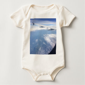 Lost in the Clouds Baby Bodysuit
