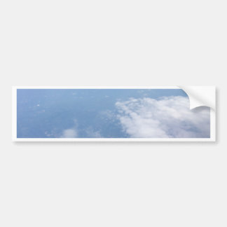 Lost in the Clouds Bumper Sticker