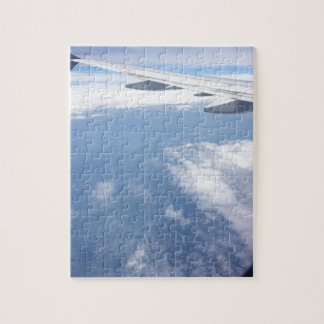 Lost in the Clouds Jigsaw Puzzle