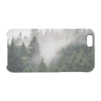 Lost in the woods clear iPhone 6/6S case