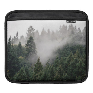 Lost in the woods iPad sleeve