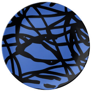 Lost lines plate