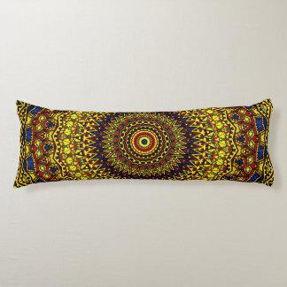 Lost Mandala Body Pillow