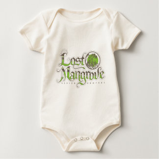 Lost Mangrove Baby Bodysuit