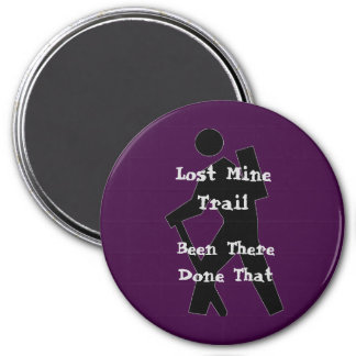 Lost Mine Trail Magnet