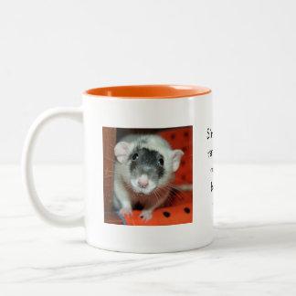 Lost my mind Rat mug