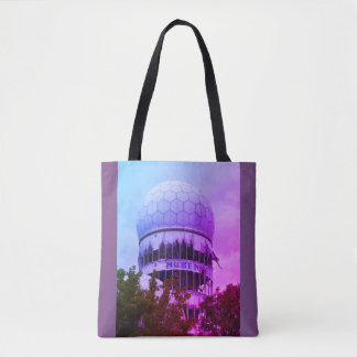 Lost Places, Teufelsberg 02.1 Tote Bag