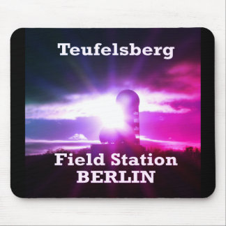 Lost Places, Teufelsberg 9 Mouse Pad