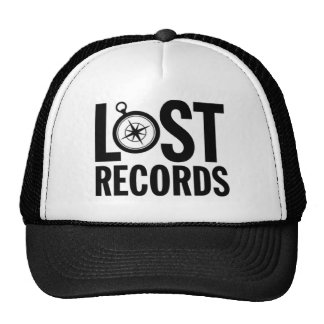 Lost Records Compass Hat