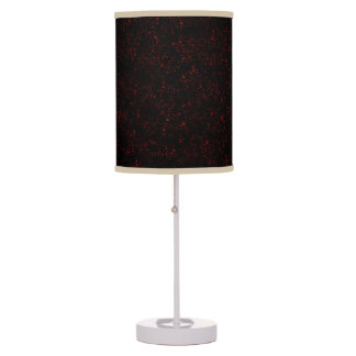 Lost Red-dish Black Decorative Lamp Shades
