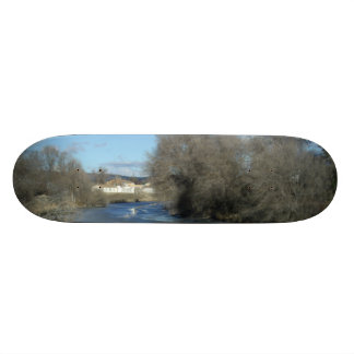 Lost River in the Winter Skateboard 1 SDL