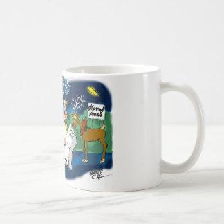 Lost Santa Coffee Mug
