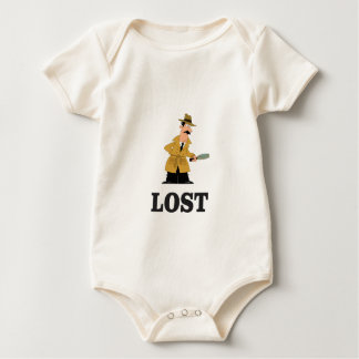 lost something baby bodysuit