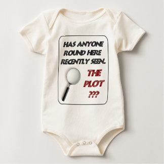 Lost The Plot Baby Bodysuit