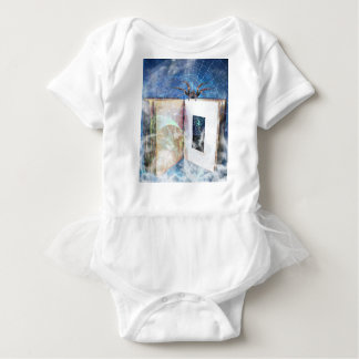 LOST TO THE RAVAGES OF TIME 2 BABY BODYSUIT