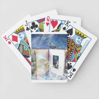 LOST TO THE RAVAGES OF TIME 2 BICYCLE PLAYING CARDS