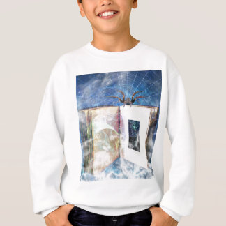 LOST TO THE RAVAGES OF TIME 2 SWEATSHIRT