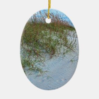 Lost Wish-FA.JPG Ceramic Oval Ornament
