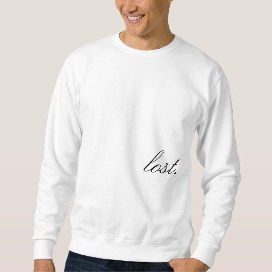 lost within the sea. (unisex sweatshirt!) sweatshirt