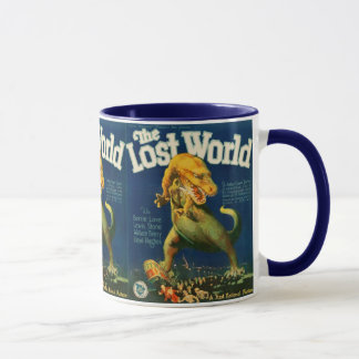 Lost World Dinosaur Mug