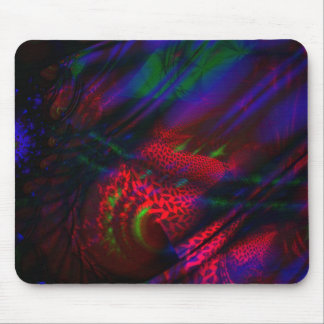 Lost Worlds Mouse Pad