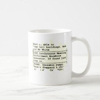 Lost Wormhole Mug
