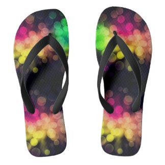lotie dotie unisex flip flops