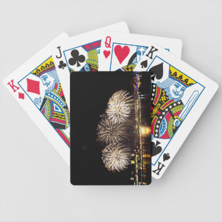 Loto Quebec Fireworks Bicycle Playing Cards