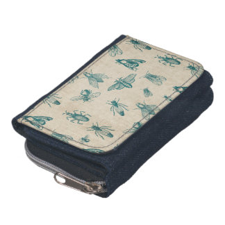 Lots of Bugs Background Wallets