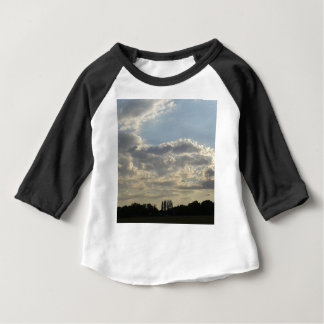 Lots Of Clouds Baby T-Shirt