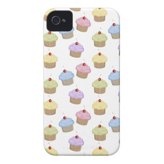 Lots of cupcakes Case-Mate iPhone 4 cases