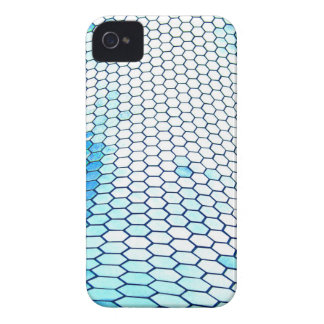 Lots of hexagons Case-Mate iPhone 4 case