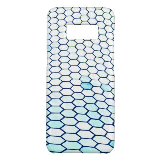 Lots of hexagons Case-Mate samsung galaxy s8 case