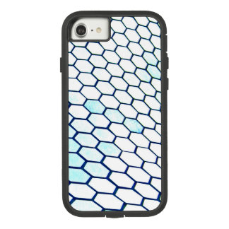 Lots of hexagons Case-Mate tough extreme iPhone 8/7 case