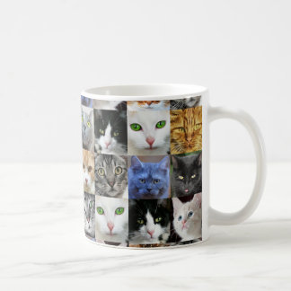 Lots of Kitties Cat Lovers Coffee Mug