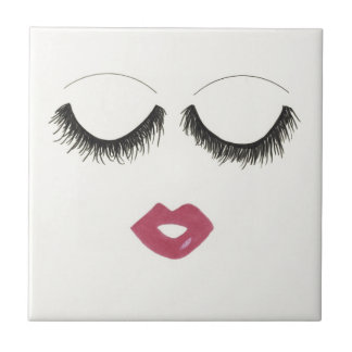 Lots of Lashes Tile